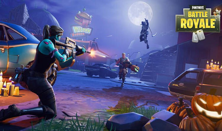 Fortnite fortnightmare le novit dell 39 evento di halloween for Fond ecran fortnite