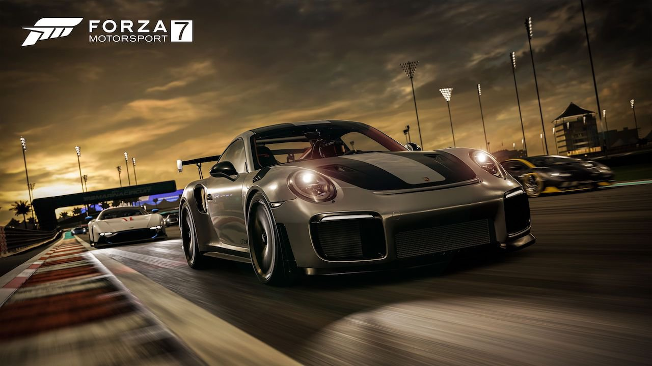 Forza Motorsport 7: peso quasi di 100 GB, patch day-one 50 GB