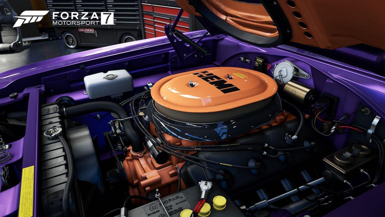 Forza Motorsport 7, la demo è disponibile