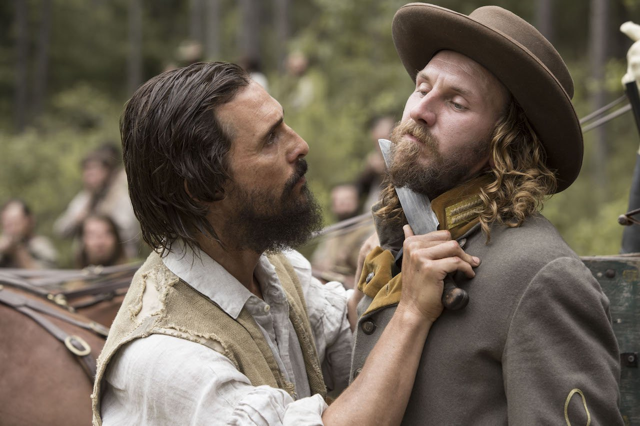 McConaughey eroe ribelle in Free State of Jones