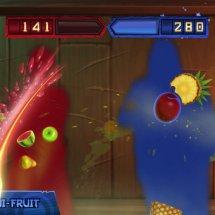 Immagini Fruit Ninja Kinect