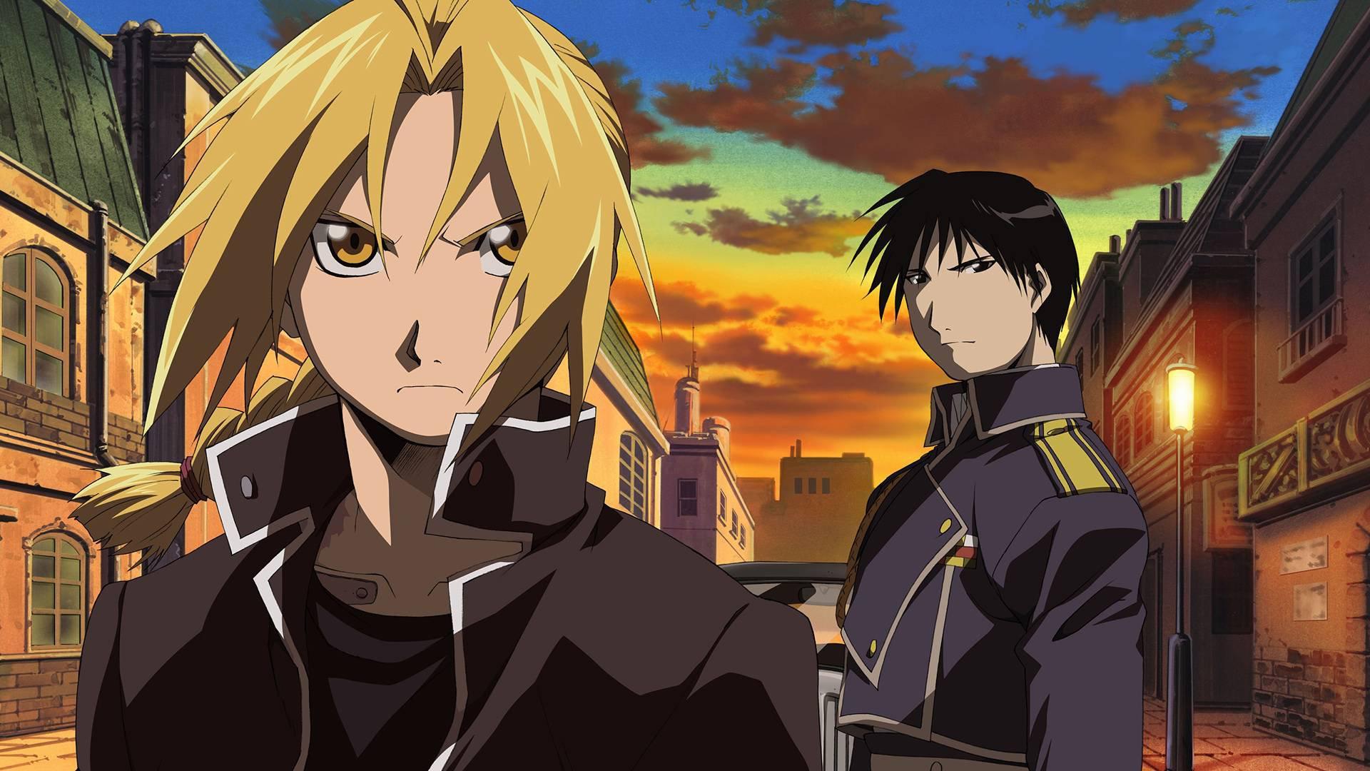 Fullmetal Alchemist: Brotherhood, Recensione del secondo ...