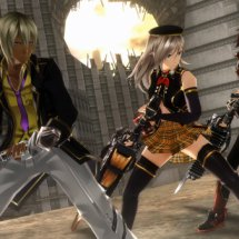 Immagini God Eater Resurrection