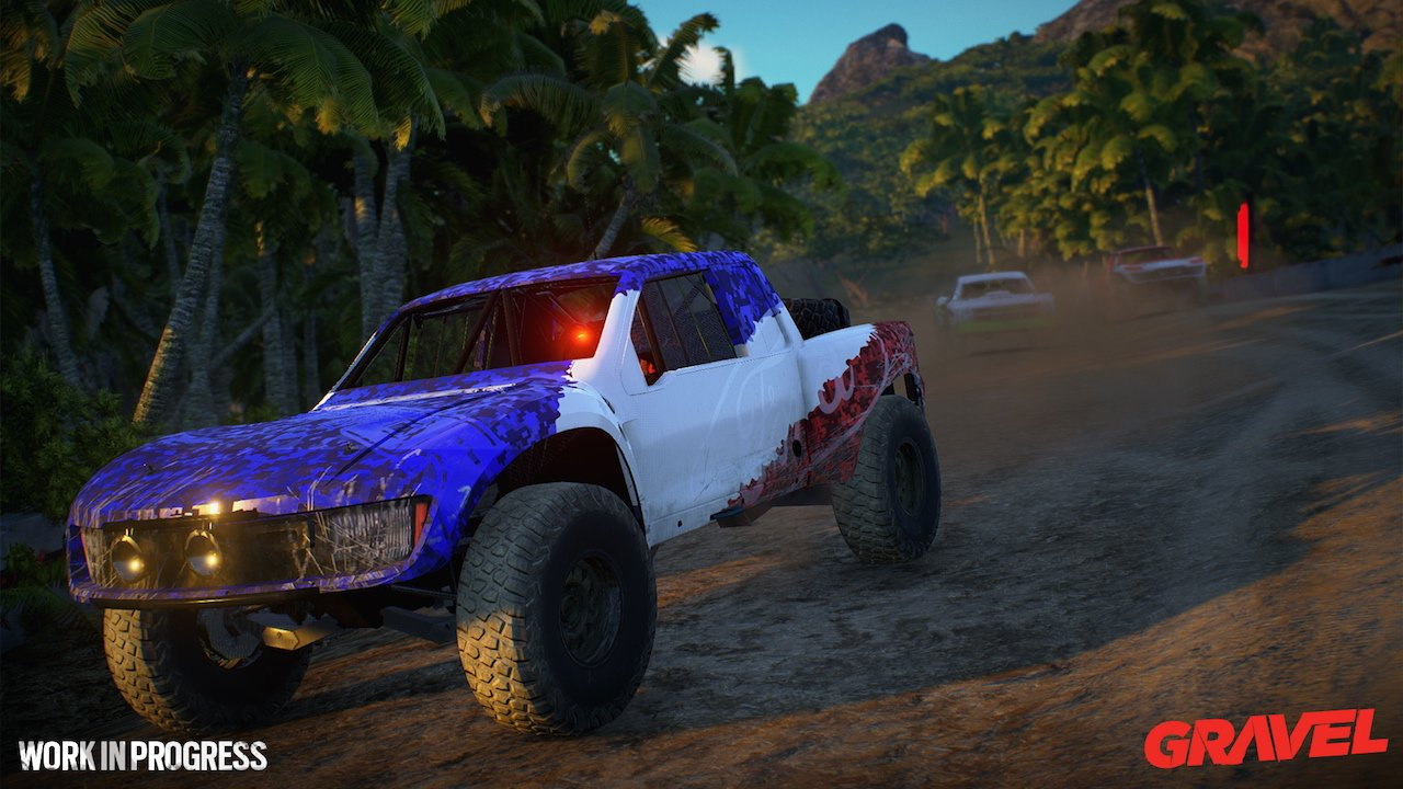 Milestone annuncia il racer off-road Gravel per PC, PS4, e Xbox One