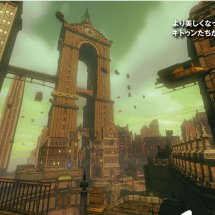Immagini Gravity Rush 2