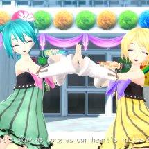 Immagini Hatsune Miku Project Diva F 2nd