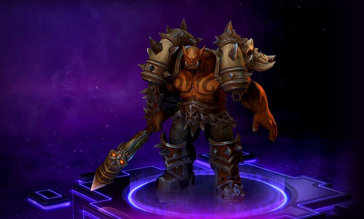 Ed On Heroes Of The Storm Build