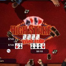 Immagini High Stakes on the Vegas Strip: Poker edition