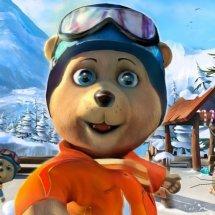 Immagini Hubert the Teddy Bear: Winter Games