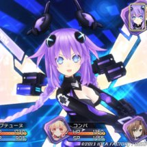 Immagini Hyperdimension Neptunia Re Birth 1