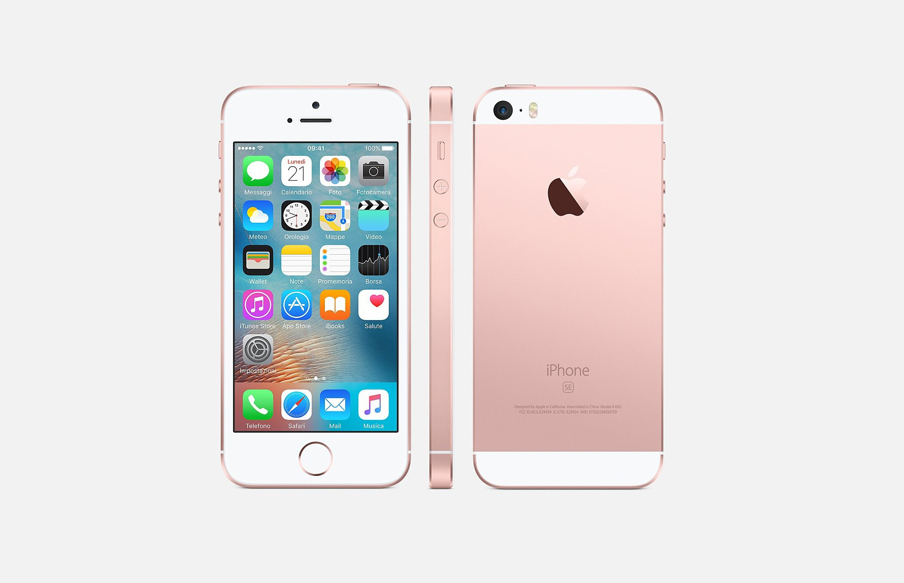 apple iphone se prezzo