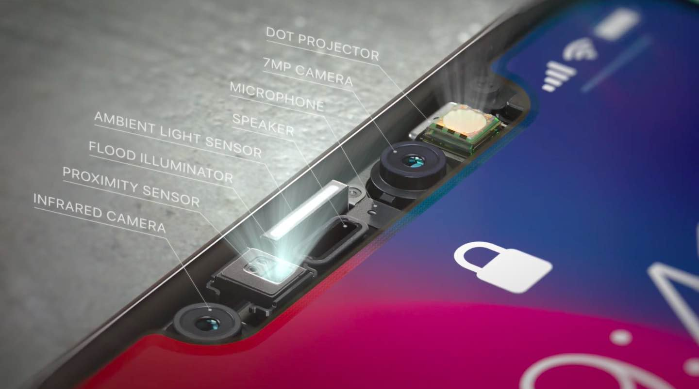 IPhone: addio definitivo a Touch ID nel 2018