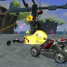 Immagini Jak X: Combat Racing