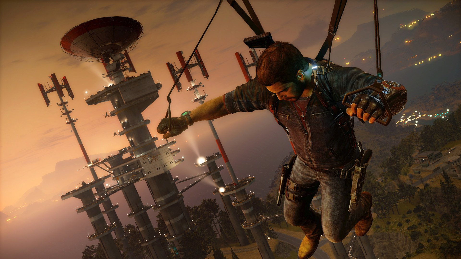 Just Cause 3 Elicottero Per Reportage : Provato just cause everyeye
