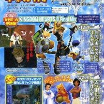 Immagini Kingdom Hearts 2 Final Mix +