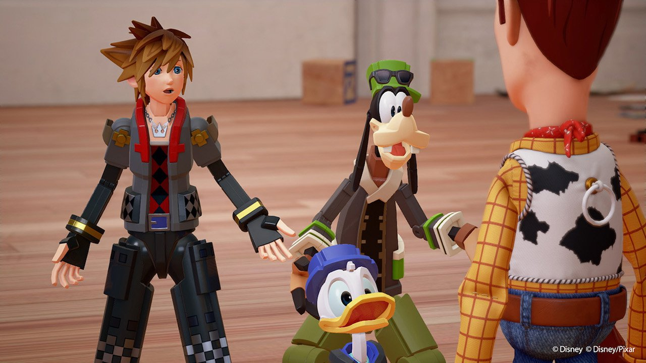 KINGDOM HEARTS III su Nintendo Switch? Possibile, ma con una lunghissima attesa