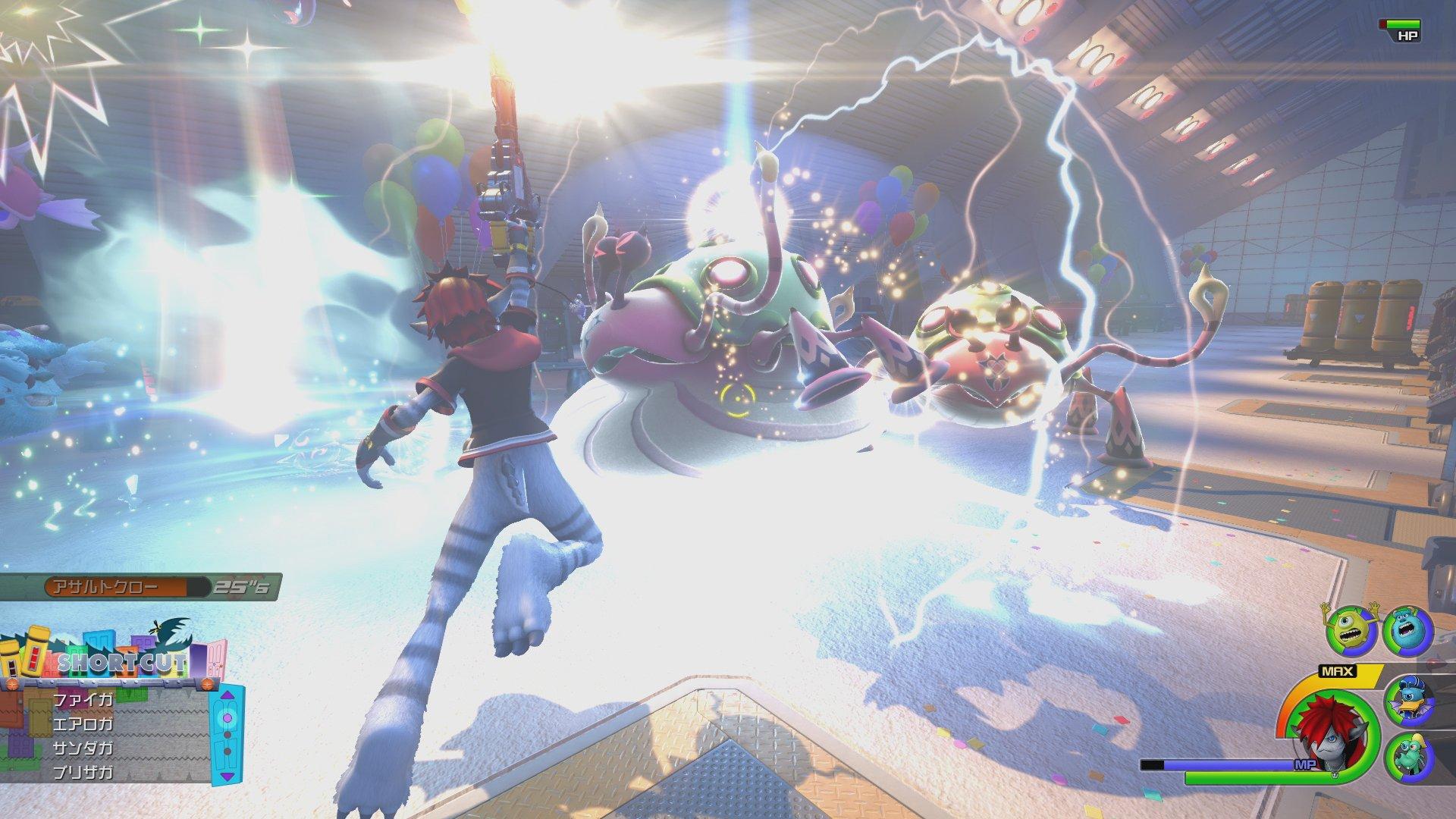 Kingdom Hearts 3 Disney E Square Enix Aprono Le Porte Del Regno Magico Ps4 Kingdoms Heart 15 25 Remix Region Alla Fine Della Sua Breve Operazione Edilizia Ralph Far Esplodere La Costruzione Danneggiando Chiunque Si Trovi Nei Paraggi