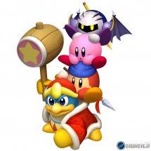Immagini Kirby's Adventure Wii