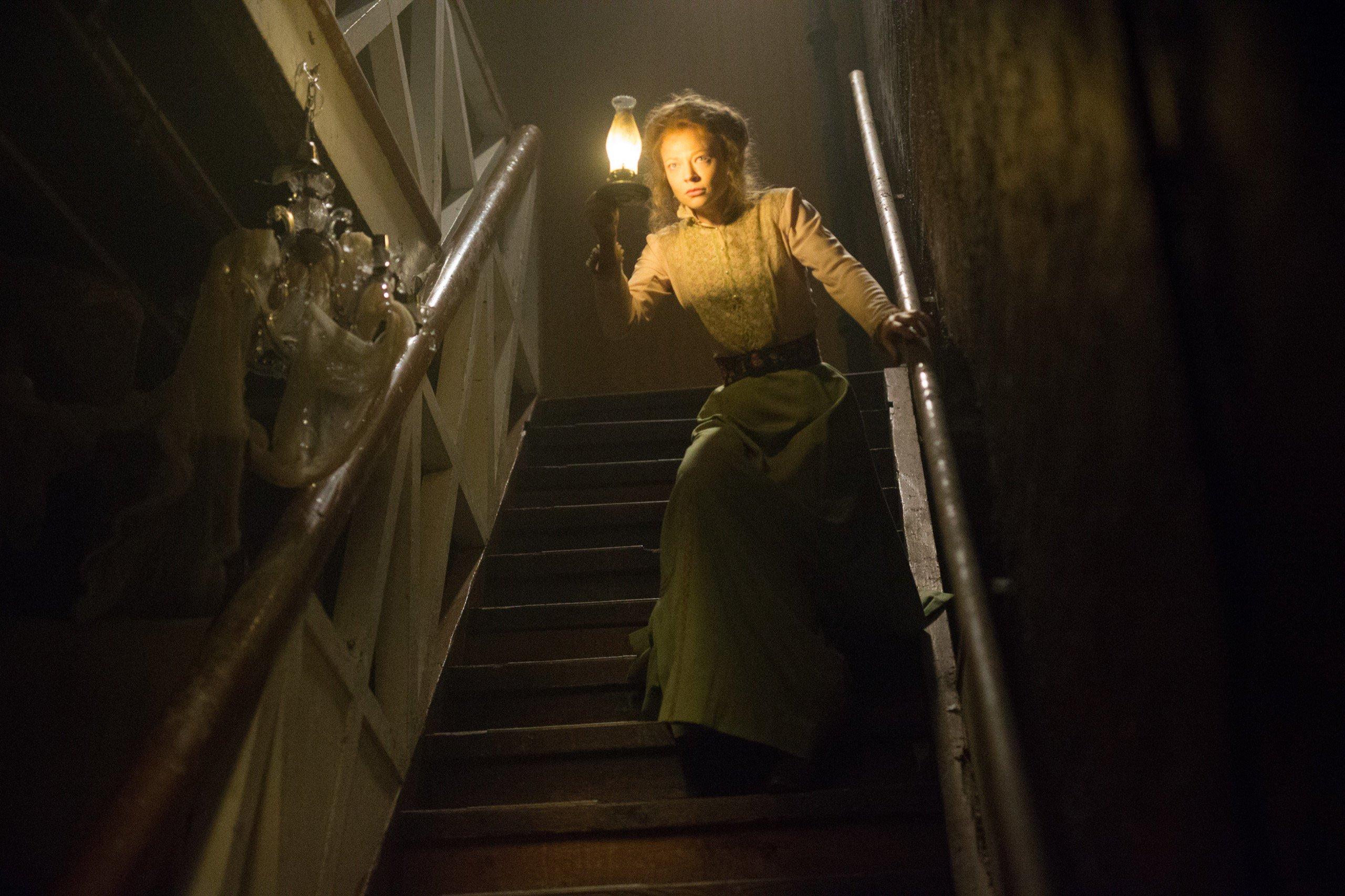 La Vedova Winchester: la scena in italiano Spiriti