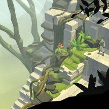 Immagini Lara Croft GO