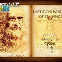 Immagini Last Conundrum Of Da Vinci
