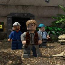Immagini LEGO Jurassic World