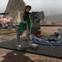 Immagini LEGO Star Wars 3: The Clone Wars