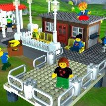 Immagini LEGO Universe