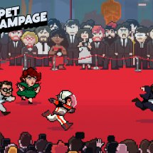 Immagini Leo's Red Carpet Rampage