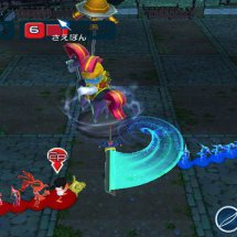 Immagini Line Attack Heroes