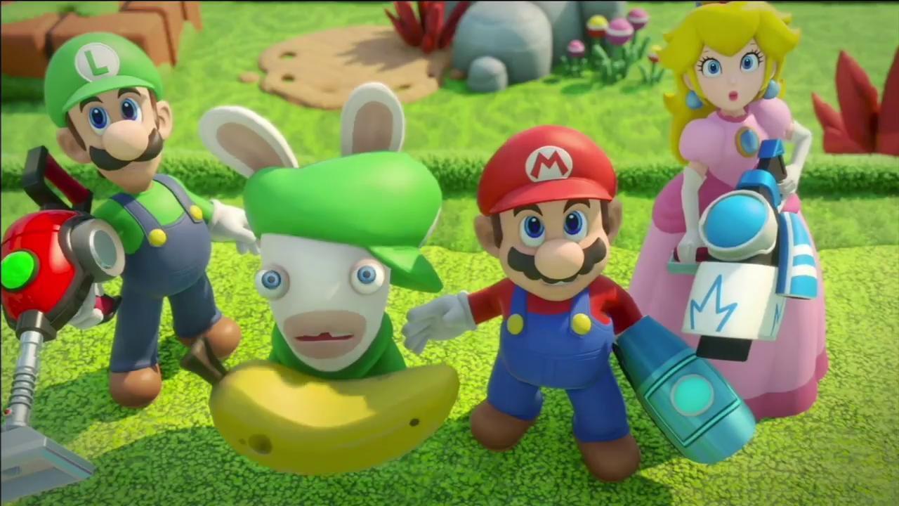 Mario + Rabbids Kingdom Battle, presentato il nuovo boss