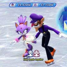 Mario & Sonic ai Giochi Olimpici Invernali di Sochi 2014
