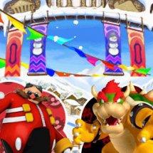 Immagini Mario & Sonic ai Giochi Olimpici Invernali