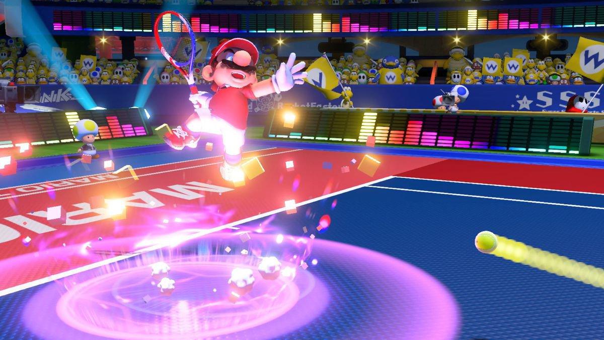 Mario Tennis Aces: Svelata la data d'uscita