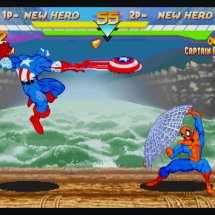 Immagini Marvel vs Capcom Origins