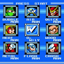 Immagini Mega Man Legacy Collection