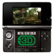 Immagini Metal Gear Solid 3D Snake Eater