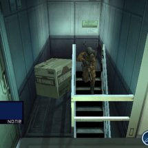 Immagini Metal Gear Solid HD Collection