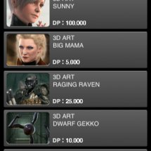 Immagini Metal Gear Solid Touch