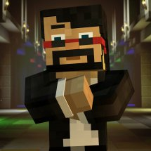 Immagini Minecraft Story Mode