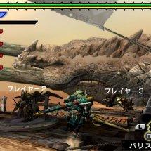 Monster Hunter Freedom 3