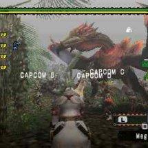 Immagini Monster Hunter Freedom Unite