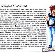 Immagini Nanako, Manuale di Genetica Criminale