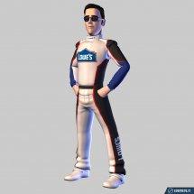 Immagini NASCAR Kart Racing