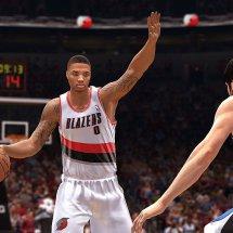Immagini NBA Live 14