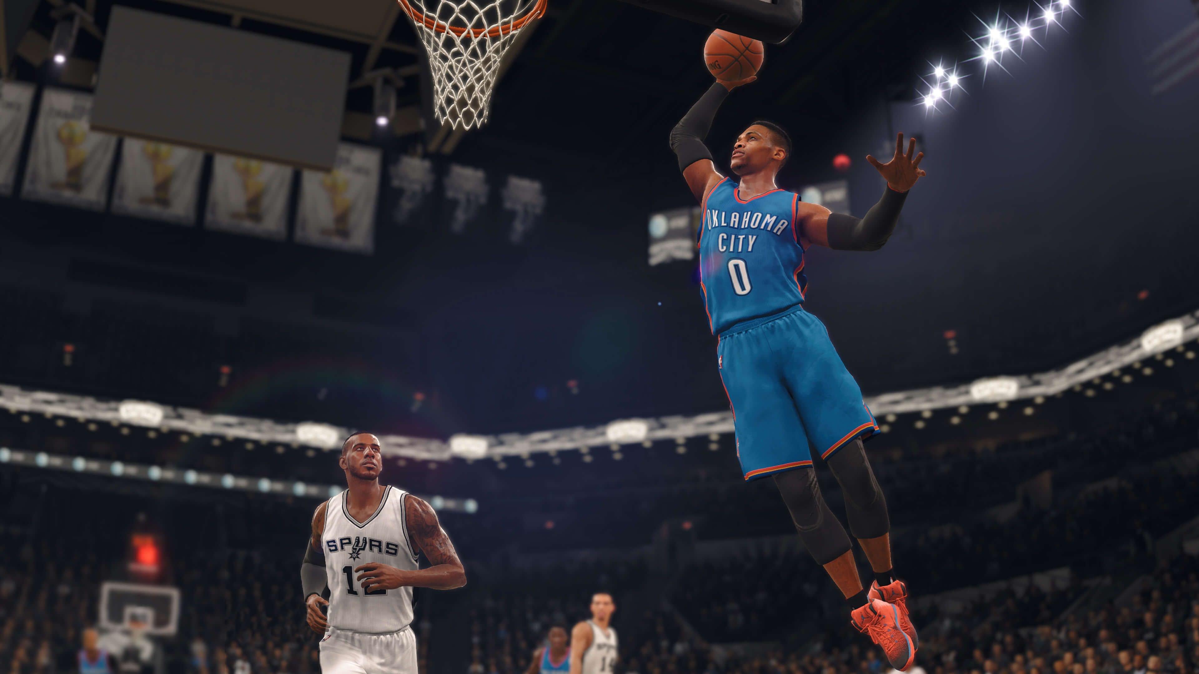 NBA Live 18, data di uscita e trailer della modalità The One