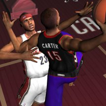 Immagini NBA Live 2005