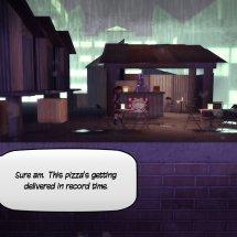 Immagini Ninja Pizza Girl