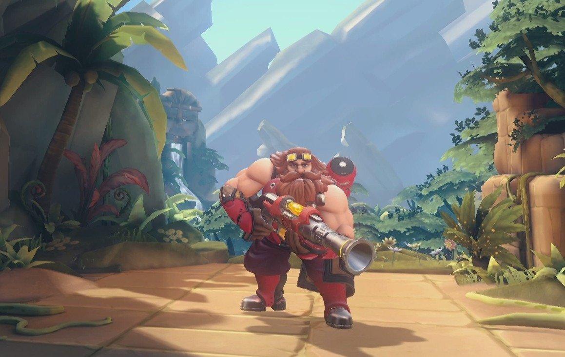 Blizzard pensa a un editor di mappe per Overwatch