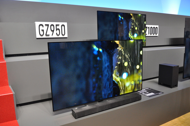 Panasonic svela i TV OLED ed LCD del 2019, HDR10+ e Dolby